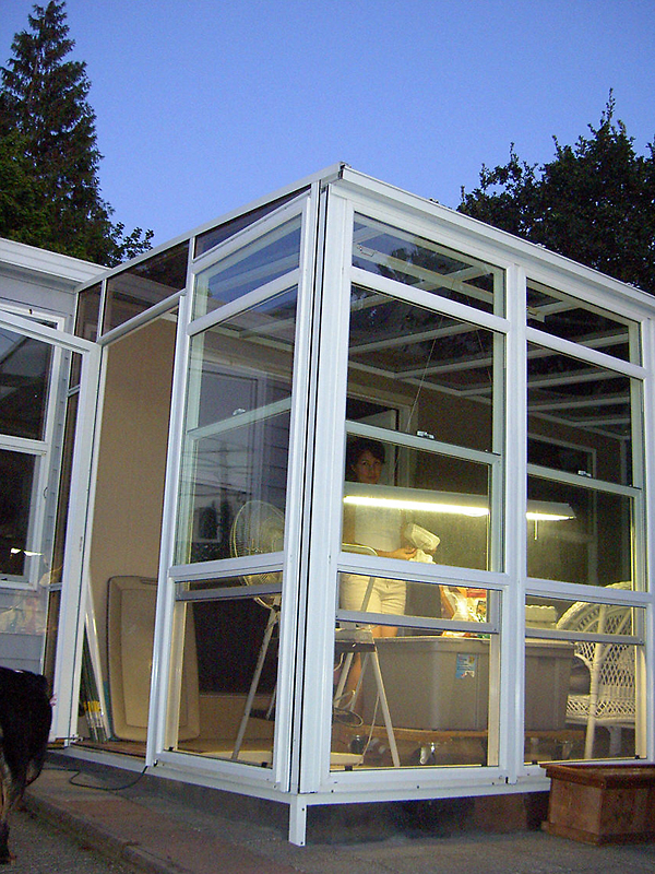 Other photos diy sunroom kits sunroom wholesale shipping Do it yourself sunroom